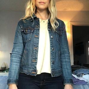 J-Crew denim jacket
